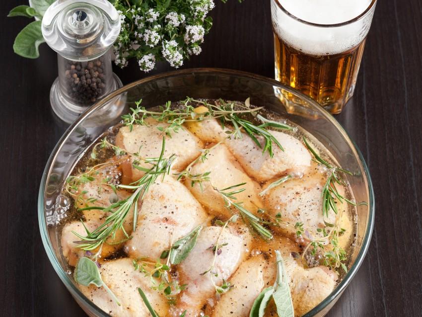 Pollo alla birra Sale&Pepe