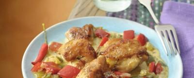 pollo alla creola ricetta