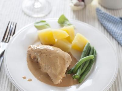 pollo all'aceto ricetta