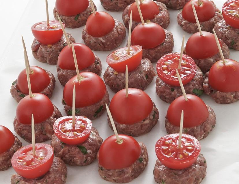 polpette-al-forno-con-pomodorini Sale&Pepe