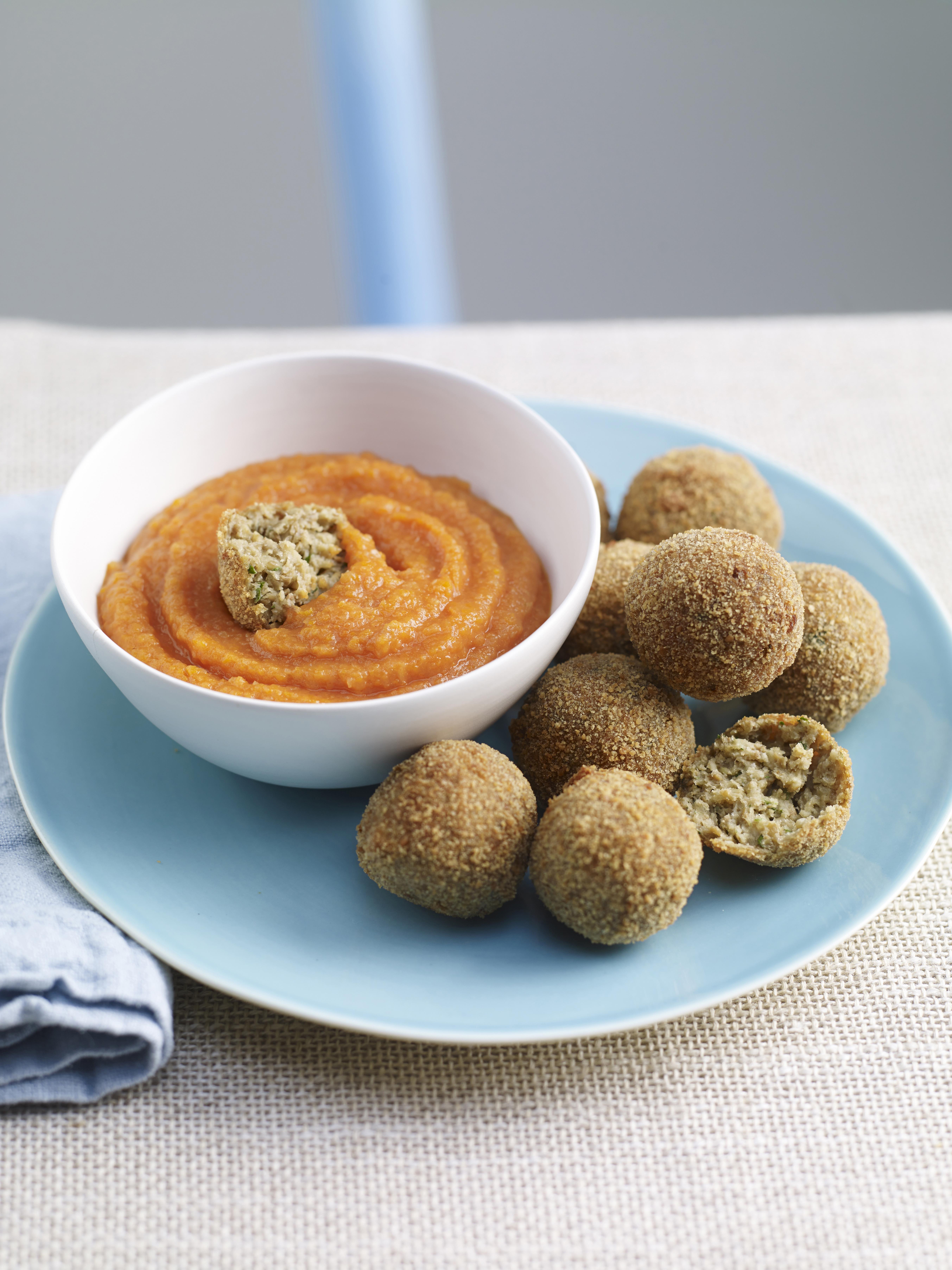polpette di lenticchie ricetta