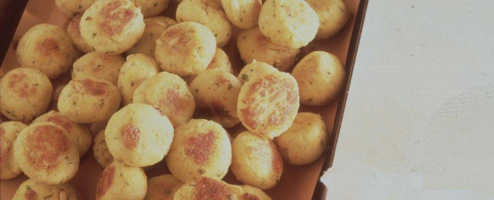polpettine di fagioli al forno Sale&Pepe
