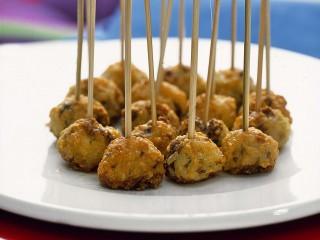 polpettine-di-risotto ricetta