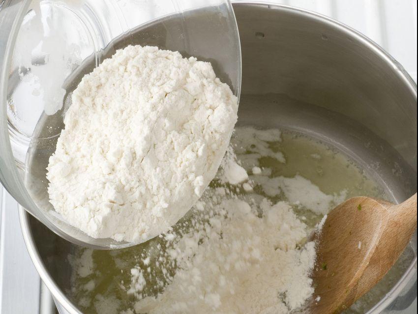 potage di cavolfiori e porri Sale&Pepe ricetta