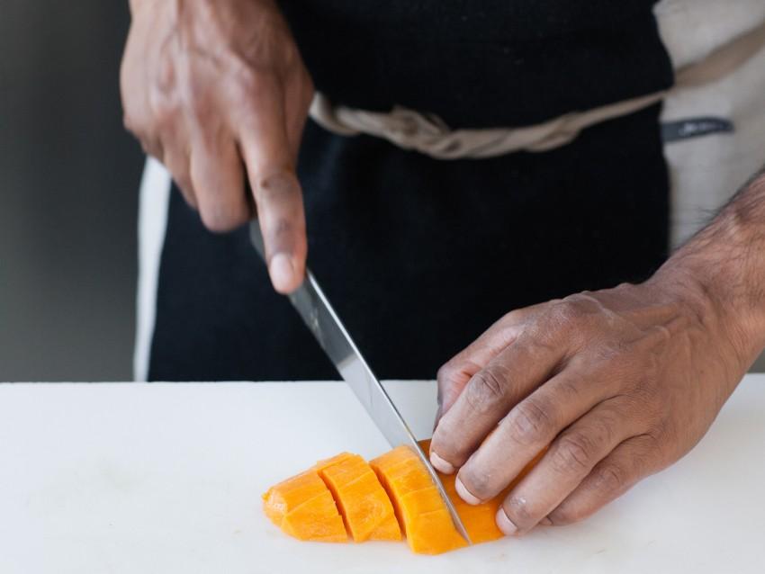 ricetta alici-con-insalata-di-mango