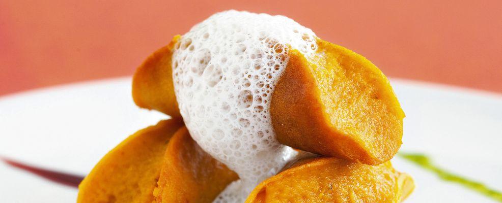 ricetta cannoli-croccanti-di-zucca-alla-salvia