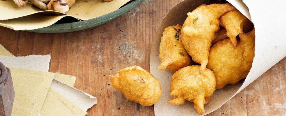 ricetta coculli-fritti-di-farina-di-ceci