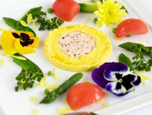 ricetta crema-di-ricotta-con-verdure-di-primavera