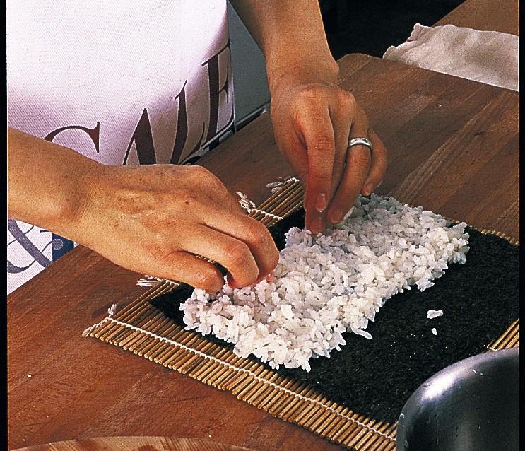 ricetta i-norimaki-sushi