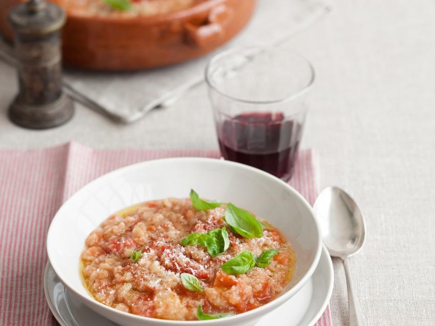 ricetta la-pappa-al-pomodoro