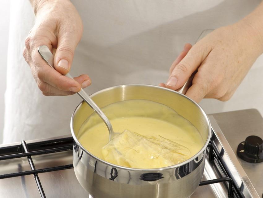 ricetta pasta base e cottura della crostata Sale&Pepe