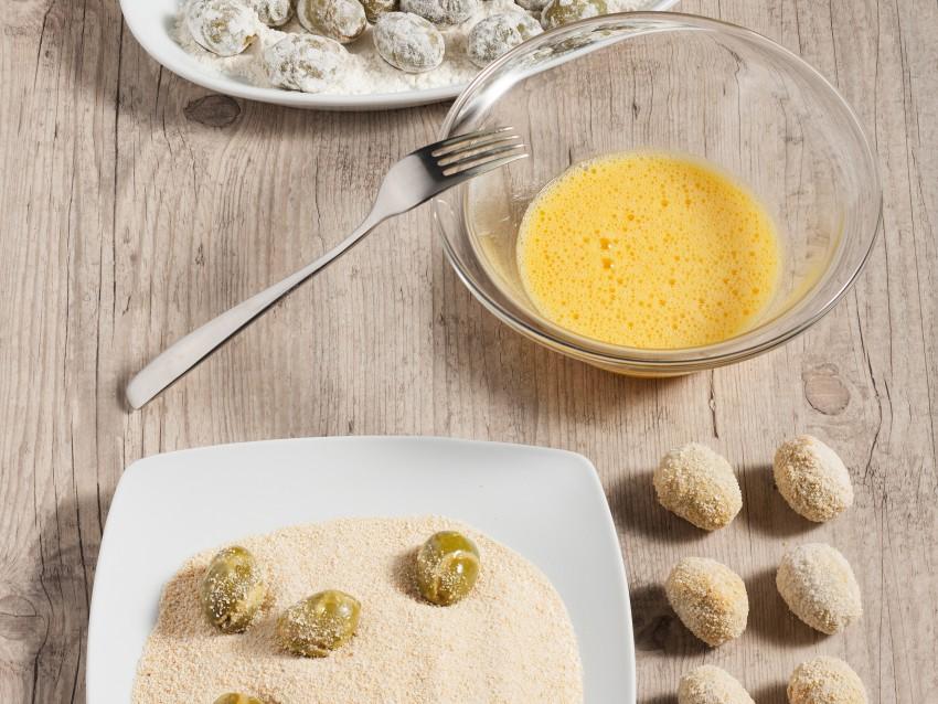 ricetta olive ripiene all'ascolana Sale&Pepe