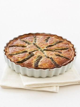 ricetta quiche-di-asparagi-in-crosta-di-patate