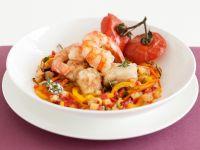 ricetta spezzatino-di-pesce-con-ratatouille