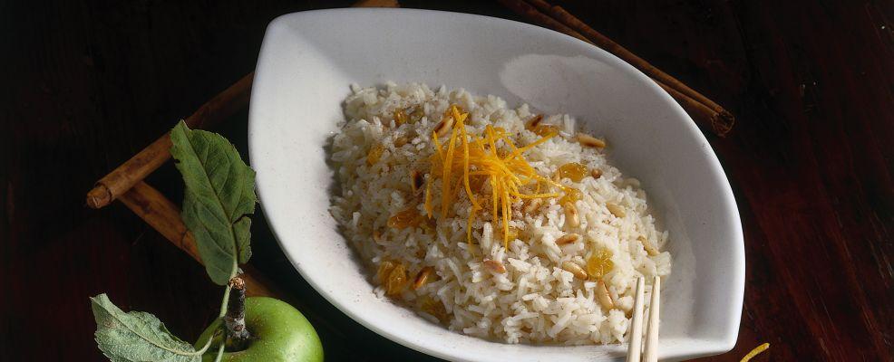 riso-pilaf-con-uvetta ricetta Sale&Pepe