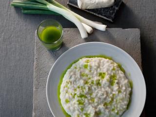 risotto-al-gorgonzola-e-olio-piccante-e-rucola