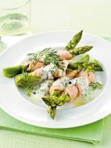 rotolini di salmone e asparagi Sale&Pepe