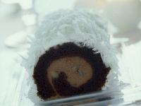 rotolo di castagne al cocco Sale&Pepe ricetta
