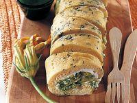 rotolo di frittata con zucchine ricetta Sale&Pepe