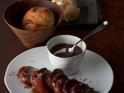 salamella-al-forno-con-salsa-al-tartufo-e-marsala