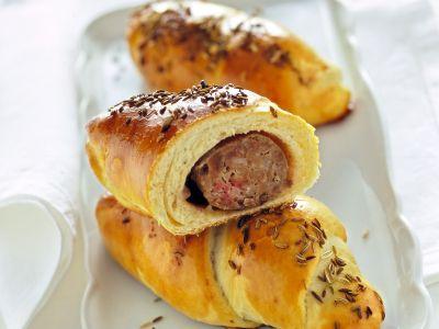 salamelle-in-crosta-di-pane-ai-semi-di-finocchio ricetta