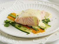salmone con salsa olandese Sale&Pepe