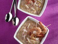 salsa di ravanelli con gamberetti Sale&Pepe