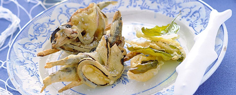 sandwich di melanzane Sale&Pepe ricetta
