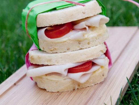 sandwich-di-pane-al-formaggio ricetta