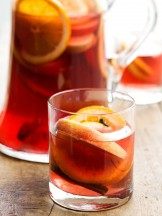 Sangria per aperitivo ricetta Sale&Pepe