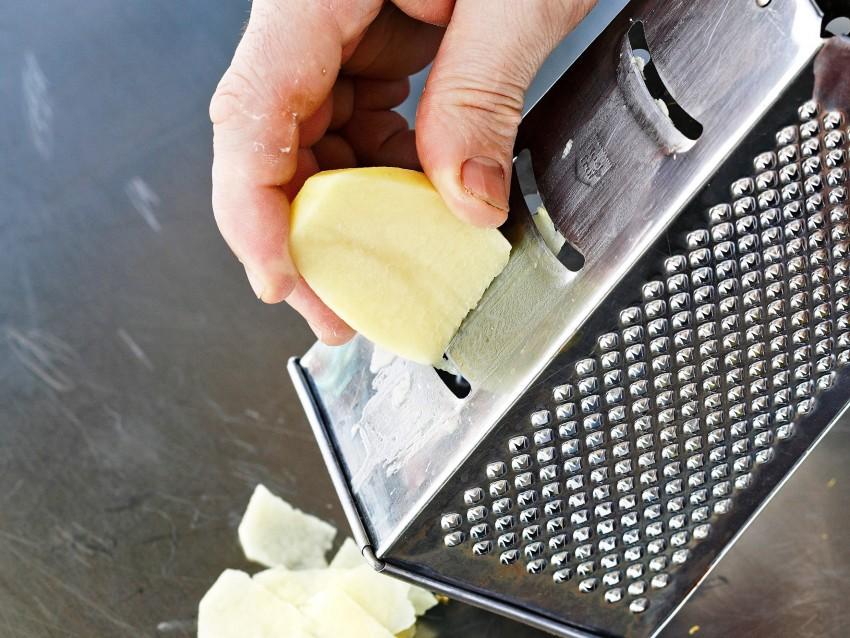scaloppe-di-pesce-al-limone-con-gamberi foto