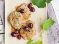 scaloppine all uva rosmarino e ginepro ricetta Sale&Pepe