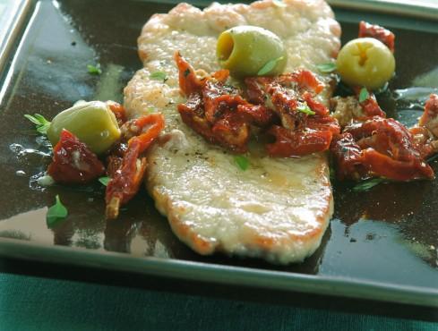 scaloppine-con-pomodori-e-olive