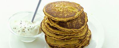 schiacciatine-di-castagne-con-crema-di-formaggio ricetta
