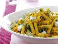 sedanini-al-limone-e-mimosa-di-uova-sode ricetta sale e pepe