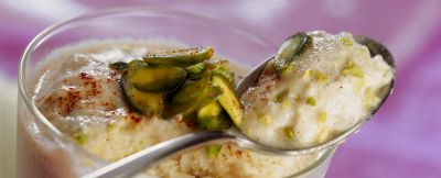semifreddo ai pistacchi ricetta