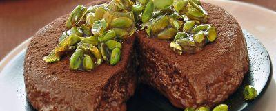 semifreddo con croccante di pistacchi ricetta