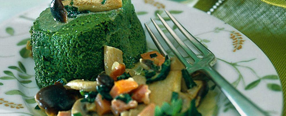 sformatini-di-broccoli-in-salsa ricetta
