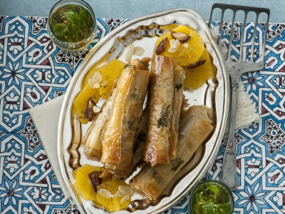 sigari marocchini ricetta