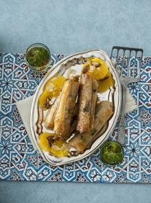 Sigari marocchini (Briouat à la kefta)