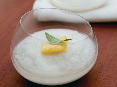 sorbetto di ananas al rum ricetta