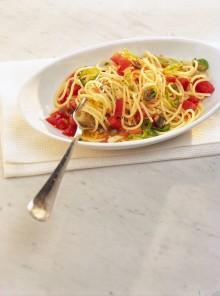 Gli spaghetti alla poverella