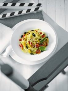 Gli spaghetti Marco Polo