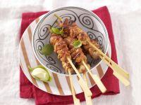 spiedini di pollo con salsa agrodolce Sale&Pepe ricetta