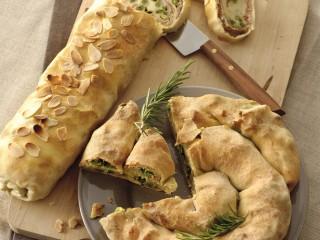 spirale con broccoletti e formaggio Sale&Pepe