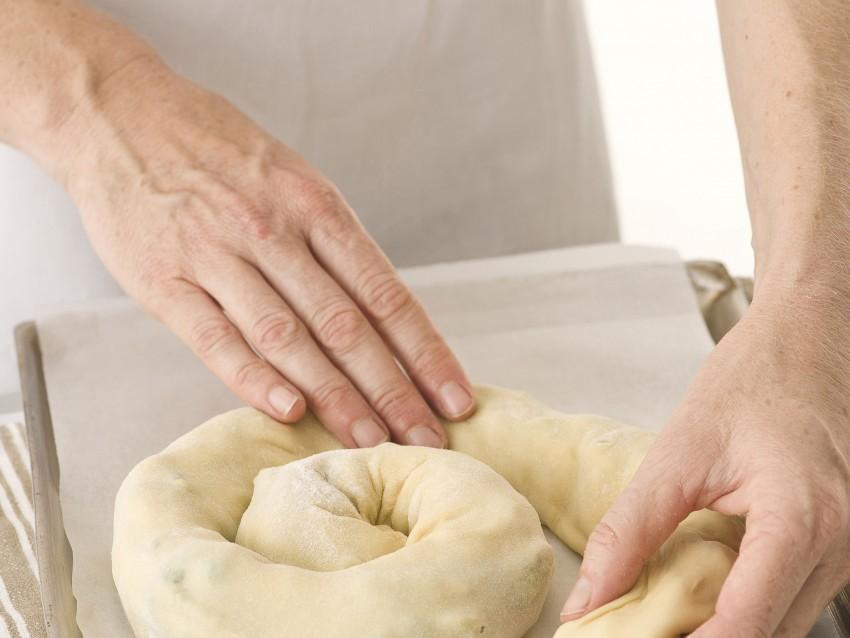 spirale con broccoletti e formaggio Sale&Pepe preparazione