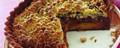 tarte-croccante-ai-pistacchi-con-le-albicocche ricetta