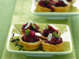 tartellette con cipolline all'aceto balsamico Sale&Pepe ricetta