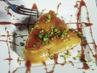 tatin-morbida-di-pesche ricetta