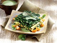 teglia-di-zucchine-e-fagiolini ricetta